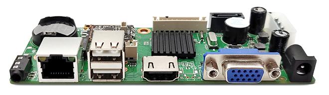 捷高WNVR-412-GZ無線套裝