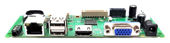 捷高WNVR-413無線套裝